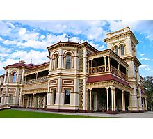 Paringa Hall, Brighton Adelaide Photographic Print