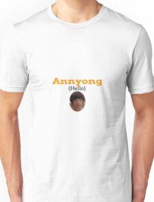 Annyong (Hello) Unisex T-Shirt