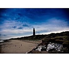 Early Morning at Spurn Point Photographic Print