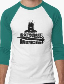 Monday is Coming  (Game of Thrones) (Black) T-Shirt