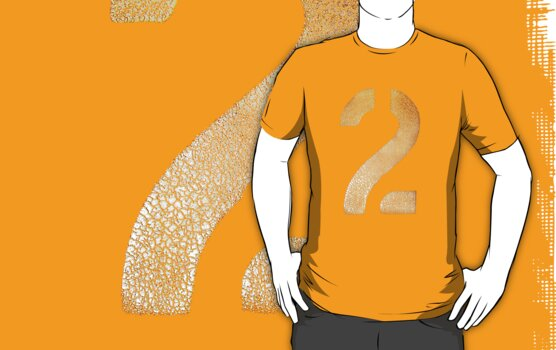 2 Tee - Gold by Jay Taylor