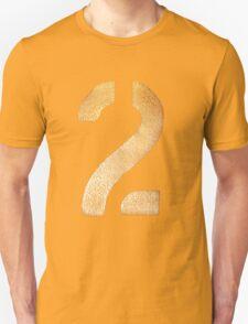 2 Tee - Gold T-Shirt