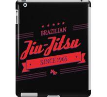 BJJ 3D Banner iPad Case/Skin