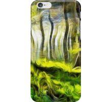 Van Gogh Forest iPhone Case/Skin