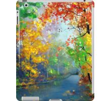 Autumn Trees 2 iPad Case/Skin