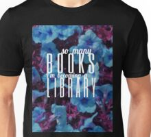 Becoming the Library Unisex T-Shirt