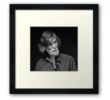 Comedy Legend - Rod Quantock Framed Print