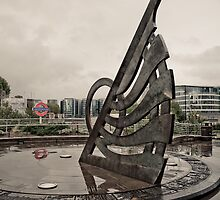 2000 Years of History - Sundial Tower Hill by Stanley Tjhie