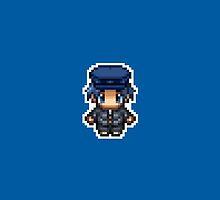 PixelME: Naoto Shirogane by SkylaDoragono