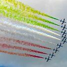 The Italian Arrows by dopeydi