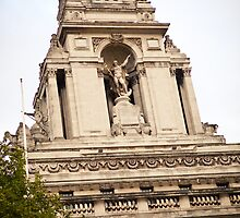 10 Trinity Squre - Statue of Neptune by Stanley Tjhie