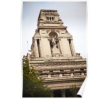 10 Trinity Squre - Statue of Neptune Poster