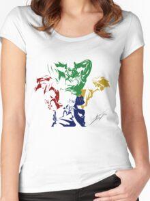Cowboy Bebop Women's Fitted Scoop T-Shirt