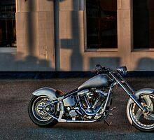 Harley Davidson by Scott Sheehan