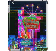 Las Vegas Motel - City Mosaics Series iPad Case/Skin