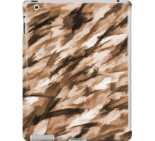 Camo Beige on Beige iPad Case/Skin
