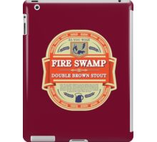 Fire Swamp Double Brown Stout iPad Case/Skin