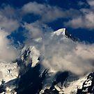 Alps by Krzysztof Nowakowski