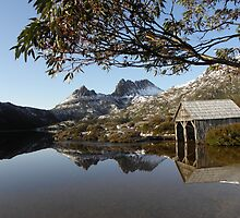 boat house 1 by Paul Campbell  Photography