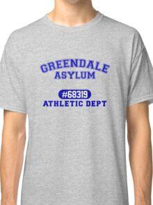 Greendale Asylum Classic T-Shirt