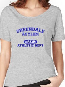 Greendale Asylum Women's Relaxed Fit T-Shirt