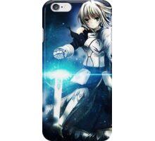 Fate Stay Night Saber iPhone Case/Skin