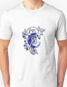 Surfin' Waves Alpha 'C' T-Shirt