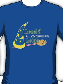 Level 5 Laser Lotus T-Shirt