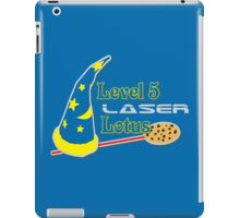 Level 5 Laser Lotus iPad Case/Skin