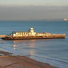 Bournemouth Pier and The Needles by pix-elation
