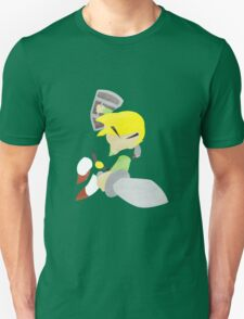 Project Silhouette 2.0: Toon Link Unisex T-Shirt