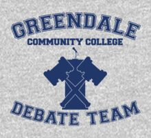 Greendale Debate Team Kids Clothes