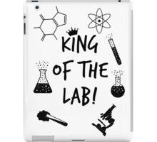 King of the Lab! iPad Case/Skin
