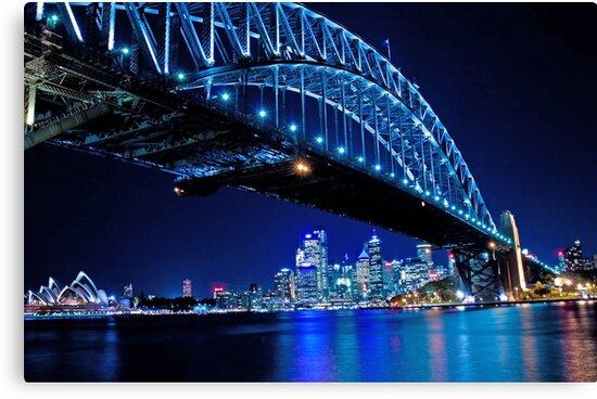 Under the Bridge by Tony Walton