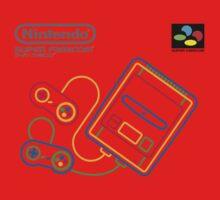 Super Famicom Kids Tee