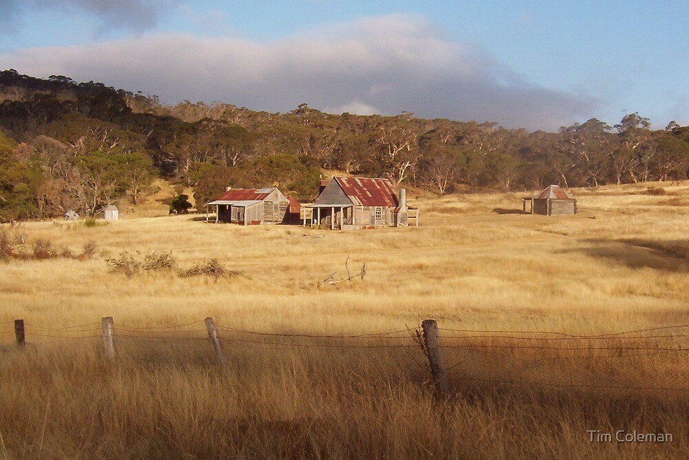 Coolamine Homestead by Tim Coleman