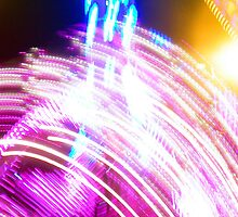 Evening at the Fairground 1 by TREVOR34