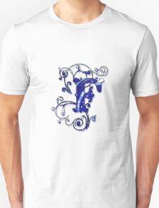 Surfin' Waves Alpha 'F' T-Shirt