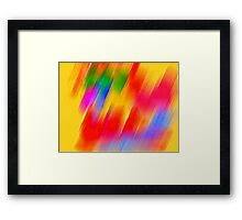 Rainbow-Available As Art Prints-Mugs,Cases,Duvets,T Shirts,Stickers,etc Framed Print