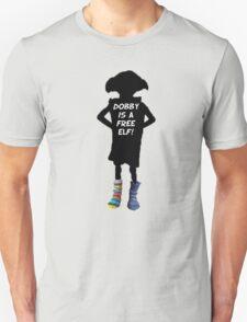 Free Elf!  T-Shirt