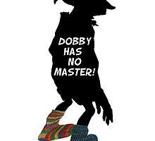 Dobby has no master!  by kasia793