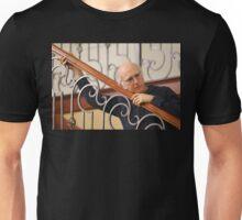 Curb your larry david Unisex T-Shirt