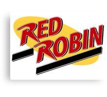 Gotham's Red Robin! Canvas Print
