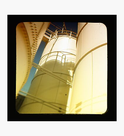 TTV-industrial Photographic Print