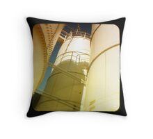 TTV-industrial Throw Pillow