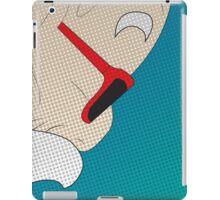 Master Roshi Halftone iPad Case/Skin