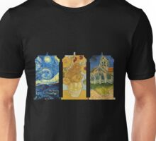 Vincent and The Doctor (Black) Unisex T-Shirt