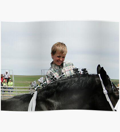 Horse Dresser Poster