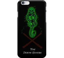 The Death Eaters iPhone Case/Skin