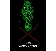 The Death Eaters Photographic Print